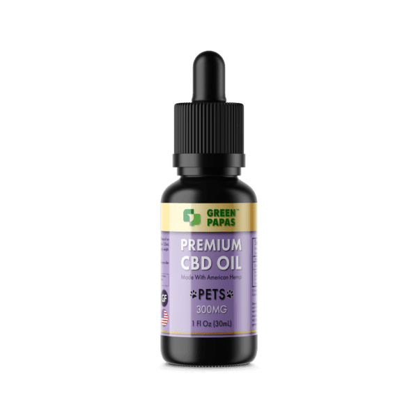 cbd oil for pets 300mg