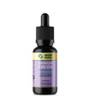 premium cbd oil night-time 1000mg
