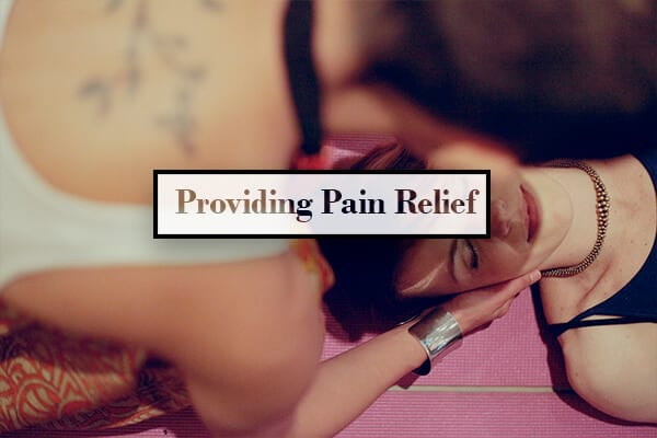 Providing Pain Relief  CBD cream benefits